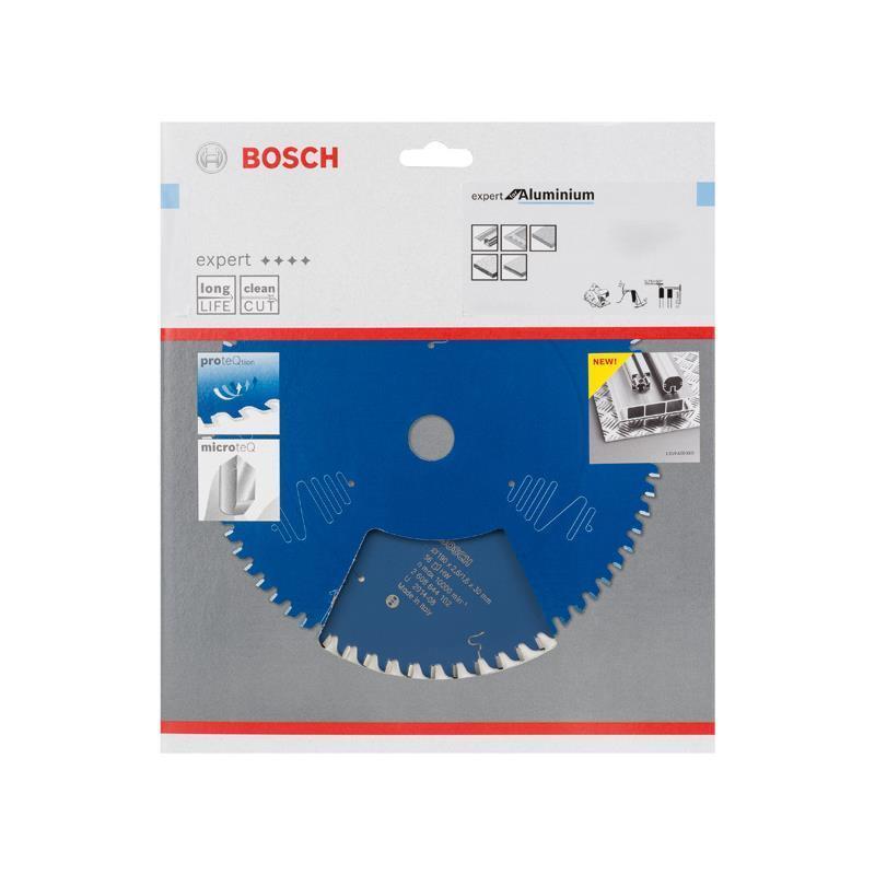 Bosch HM-Sägeblatt 200x2,8x32 Z60 2608644104 Expert for Aluminium Handkreissägen