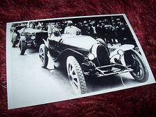 Photo / Photograph BUGATTI 35 Elisabeth Junek Ecce Homo 1926 //