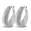Clear-Crystal-Elegant-Women-925-Sterling-Silver-Plated-Ear-Stud-Earrings-Jewelry thumbnail 13