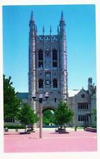 Columbia MO Memorial Union University of Missouri 1970s Chrome Postcard