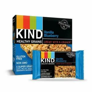 Kind-Healthy-Grains-Granola-Bars-Vanilla-Blueberry-6-2-Oz-Pack-Of-6-30-Bars
