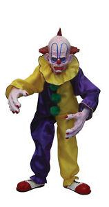 HALLOWEEN-SCARABELLE-CLOWN-PUPPET-PROP-YARD-DECORATION-HAUNTED-HOUSE-Marionette