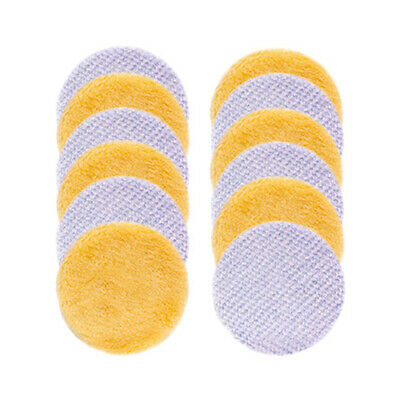 "7/"" Rupes BigFoot Polishing Pad Combo Include 8 Pads Yellow White Foam"
