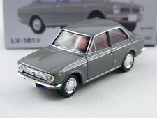 Toyota Corolla 1200 2dr Deluxe in grau,Tomica Tomytec Lim.Vintage LV-161a,1/64
