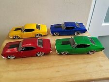 jada toys bigtime muscle 1969 chevy chevelle SS cars have small spot of humility