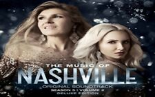 The Music Of Nashville Soundtrack Season 5 Volume 2 CD ALBUM NEW (16TH JUNE)