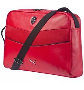 Image is loading Puma-Ferrari-LS-Reporter-073942-02-Rosso-Corsa- 747588d0b