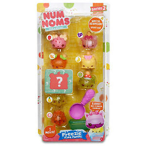 NUM NOMS DELUXE PACK SERIES 2 FREEZIE POPS FAMILY BRAND NEW IN BOX - Bedfordshire, United Kingdom - NUM NOMS DELUXE PACK SERIES 2 FREEZIE POPS FAMILY BRAND NEW IN BOX - Bedfordshire, United Kingdom