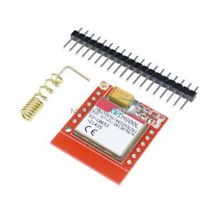 Smallest SIM800L GPRS GSM Module Card Board Quad-Band Onboard TTL Port