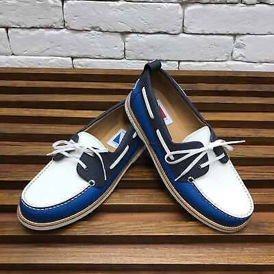 Authentic Louis Vuitton CUP boat shoes