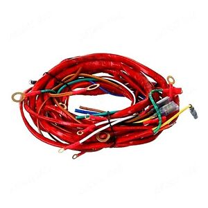 wiring harness fits international b250 b275 b414 early. Black Bedroom Furniture Sets. Home Design Ideas