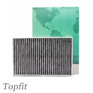 Details About Topfit Tesla Model S Cabin Air Filter With Activated Carbon2012 2015
