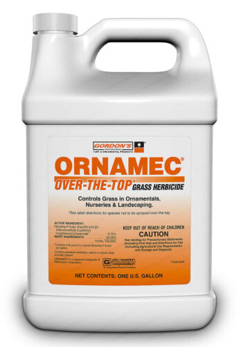 Ornamec Grass Herbicide 1 GALLON FREE SHIP