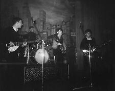 "The Beatles Hamburg 10"" x 8"" Photograph no 2"