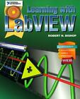 Learning with Labview by Robert Bishop (1999, Paperback)