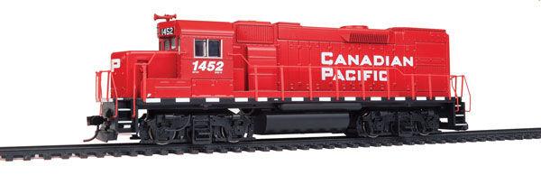 Scala H0 - Locomotiva Diesel GP15 Canadian Pacific DCC+Sound - 19404 Neu
