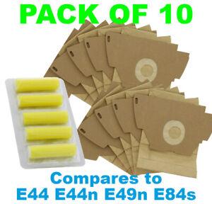 Progrès Elyps P1131 Elyps U1110 Sacs D'aspirateur-pack De 10-afficher Le Titre D'origine