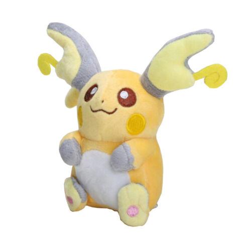 16 cm Pokemon Raichu Kuscheltier Plüschtier