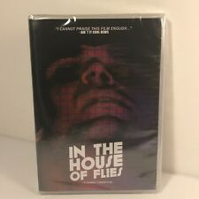 IN THE HOUSE OF FLIES NEW SEALED DVD VIDEO MOVIE HORROR GABRIEL CARRER FILM RARE