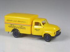 TOP: Brekina Opel Blitz Koffer Verpoorten Eierlikör Bonn in OVP