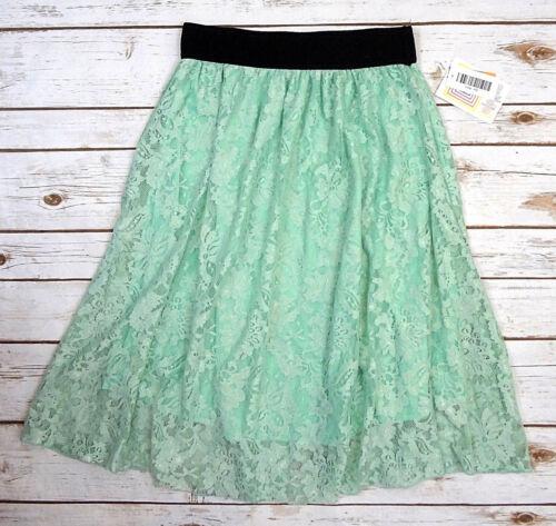 Lace Lularoe Vintage Xs Xsmall Lola Nwt Mint Unicorn Skirt Floral Llr Htf qdzYFBY