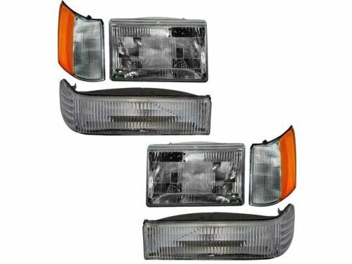 For 1997-1998 Jeep Grand Cherokee Headlight Cornering Parking Light Kit 85728ZC