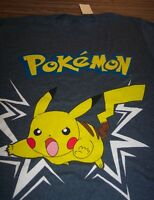Nintendo Pokemon Pikachu T-shirt Large W/ Tag