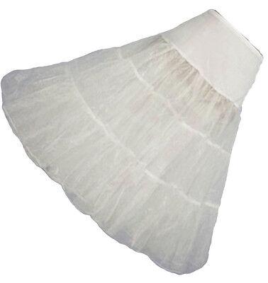 """26"""" Retro Underskirt 50s Swing Vintage Petticoat Rockabilly Tutu Fancy Net Skirt"""