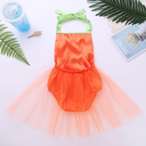 Infant Baby Girls Christmas Elk Costume Romper Dress+Hair Hoop Set Xmas Dress Up