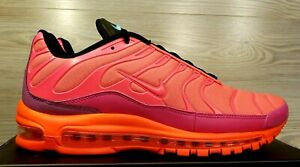 Details about Nike Air Max 97 Plus Racer Pink Hyper Magenta Fashion Sneaker AH8144 600 Size 11