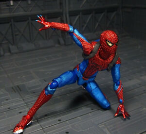 Spiderman-Marvel-Figure-Spider-Man-Figma-Legends-Series-Amazing-Gift-Box-Toy