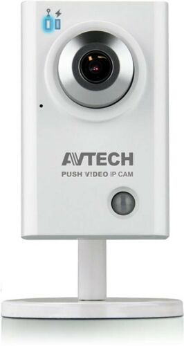 AVTECH 1.3 MP IP Camera AVM302 for Indoor Use