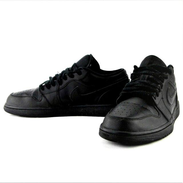 nike jordan 1 all black
