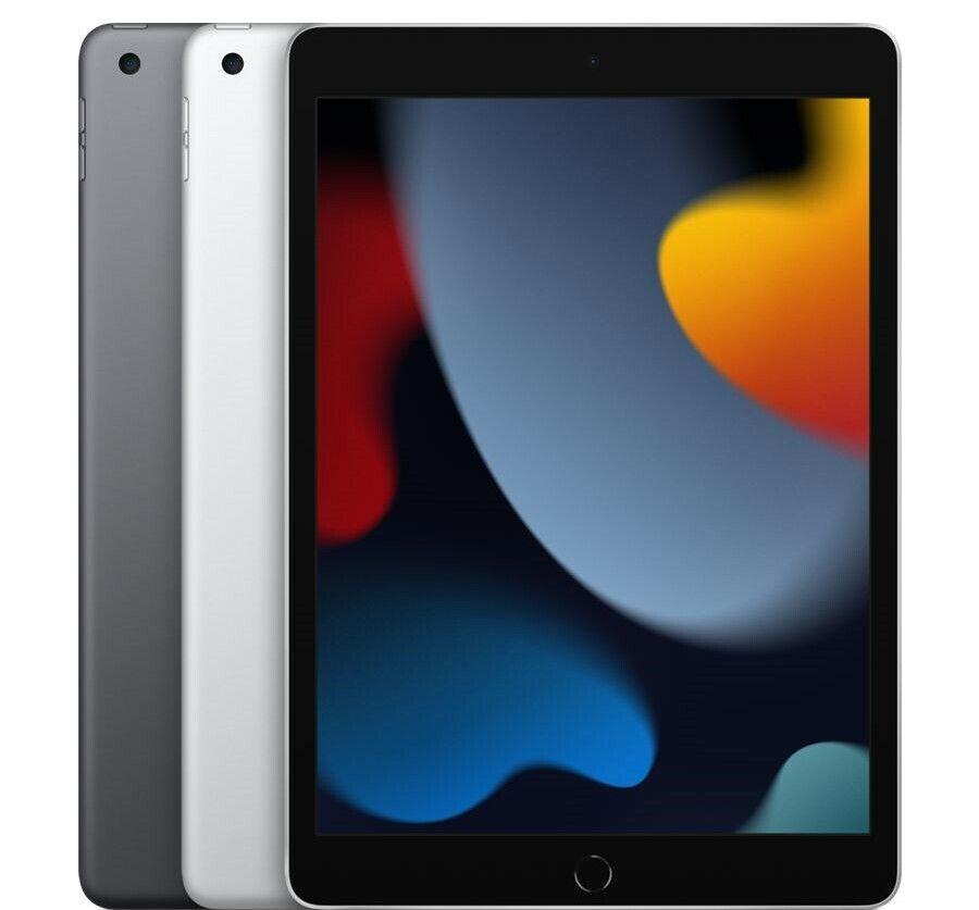 "Image 01 - Brand New Apple iPad 9th Gen 10.2""(2021) WiFi 256GB 8MP A13 Bionic TabletByFedEx"