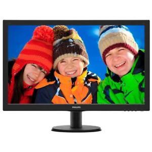 PHILIPS Gaming Monitor 27 273V5LHAB Full HD, 1920 x 1080, 1ms, HDMI, DVI, VGA, A
