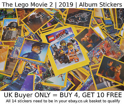Sticker 144-The Lego Movie 2-Blue Ocean