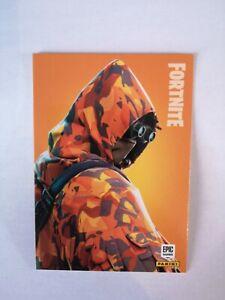 Carte-panini-FORTNITE-serie-1-Trading-card-177-LONGSHOT-Rare