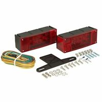 Optronics Tll-16rk Low Profile Led Waterproof 80+ Trailer Light Kit on sale