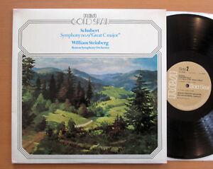 GL-25008-Schubert-Symphony-no-9-034-Great-034-William-Steinberg-Boston-Symphony-NM-EX