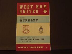 WEST HAM UNITED v BURNLEY  196869  DIV 1EX COND - London, United Kingdom - WEST HAM UNITED v BURNLEY  196869  DIV 1EX COND - London, United Kingdom