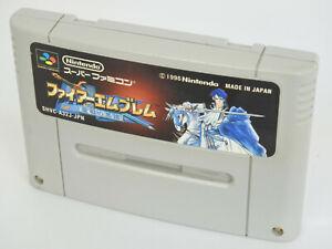 Super-Famicom-FIRE-EMBLEM-Seisen-Keifu-Nintendo-Cartridge-Only-Japan-sfc