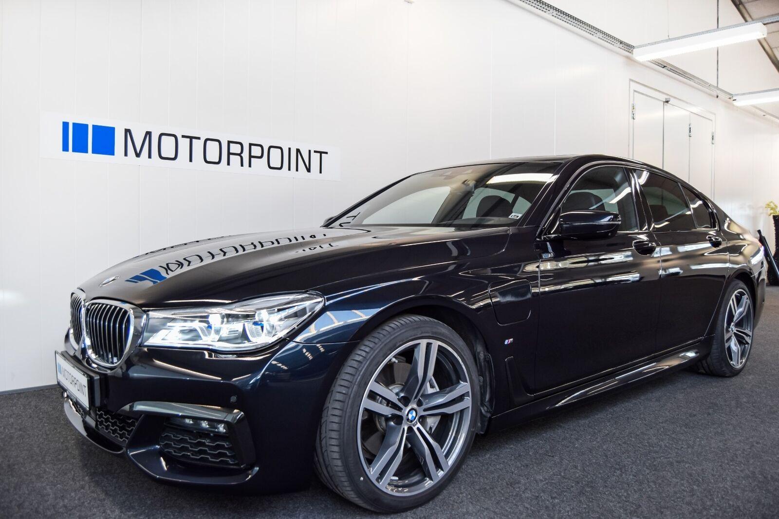 BMW 740e 2,0 iPerformance aut. 4d