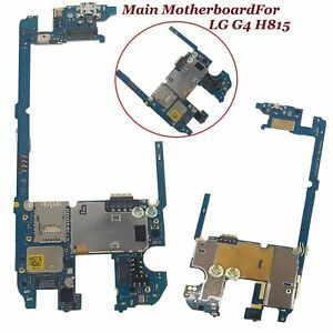 Details about Main Motherboard Replacement Parts for LG G4 H815 32GB Logic  Board Unlocked New