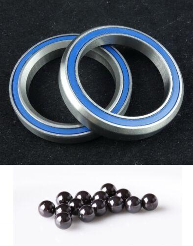 "J/&L 1 1//8/"" Ceramics Bearing Threaded 28.6*34MM Headset for Brompton-90g"