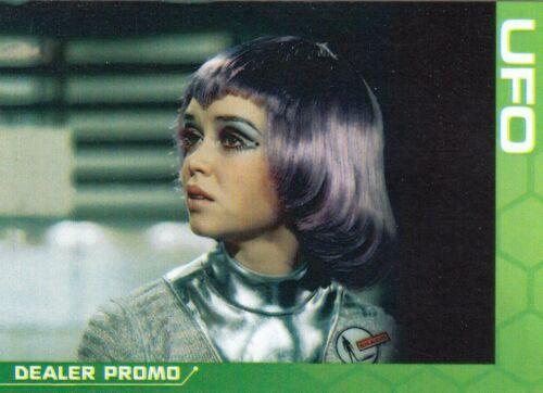 EXCLUSIVE PROMO CARD UMBRELLA TRADING CARDS UT1 UFO SERIES 3