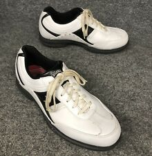Callaway Couture Moccasin Womens White black Golf Shoes W472 for ... 3696cd36a