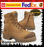 Oliver Safety Work Boots ZIP Side Lace Up  METAL FREE 45632Z Free Express Post!