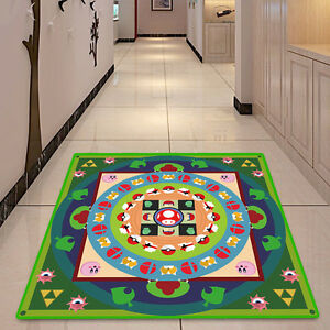 Image is loading Nintendo-Pokemon-Zelda-Mario-Kirby-Floor-Rug-Carpet- & Nintendo Pokemon Zelda Mario Kirby Floor Rug Carpet Room Doormat Non ...