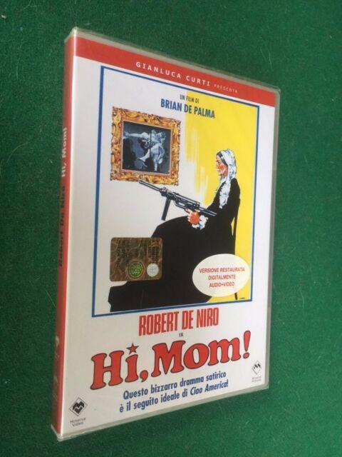(DVD) HI MOM ! di Brian De Palma Robert De Niro (1970) Minerva Video NUOVO !!!