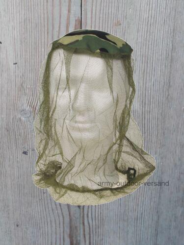 MFH Moskito Kopfnetz Moskitonetz Insektenschutz Mückenschleier Mückenschutz